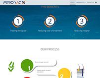 Κατασκευή ιστοσελίδας periovacx.com