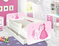 Sklep z łóżeczkami dziecięcymi