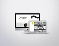 VISUAL IDENTITY VOŠ JABOK / web
