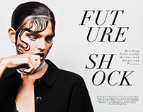Future Shock for Pattern Magazine