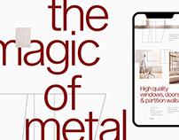 Magna Visum — web design & development