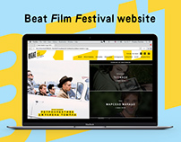 Beat Film Festival website