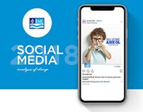 İsu / Sosyal Medya