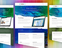 Freeflow Digital: Client Showcase Web Template