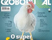 Globo Rural Magazine - Cover