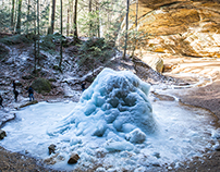 Hocking Hills Ohio