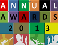 Collaterals created for Annual Awards