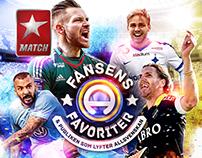 Allsvenskan - Cover Design