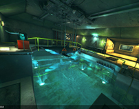 Research Lab - Unity 3D Environment