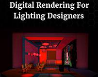Digital Rendering Publication Cover Design