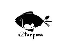 i 2 tarponi / fish restaurant - Brand Identity