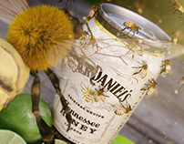 Jack Daniel's Honey & Lemonade