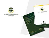 DCU University ( Certificate Folder )