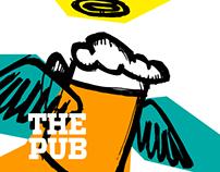 THE PUB - interiérové motivy