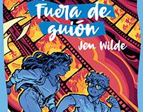 Fuera de guión - book cover