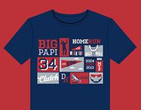Papi Fan Vote T-shirt