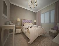 Design interior design classic bedroom luxury house