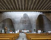 Parroquia de Santa Ana y la Esperanza | Miguel Fisac