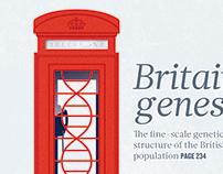 Britain's genes