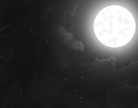 Cloudly Night