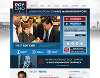 Roy Cho for Congress