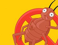 Insect Killer Advertising Kit
