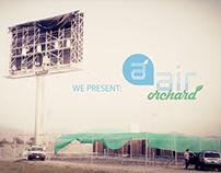 UTEC Air-orchard
