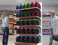 ECOS - Embalagem para produtos de limpeza
