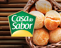Casa do Sabor - Web UI Design