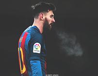 Lionel Messi Edit