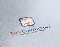 Task Consultant | Logo Template