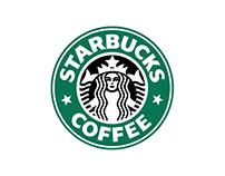 """Starbucks"" logomotion"