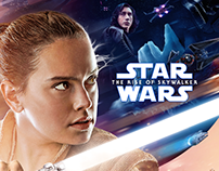 The Rise of Skywalker / Concept posters