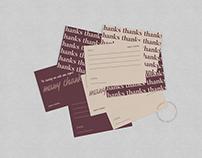Agnes Brand Identity Pack