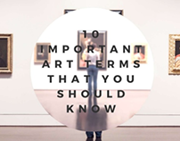 10 Important Art Movements You Should Know