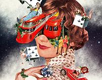 Collage Artwork 196-198