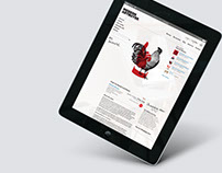Modern ArtBuyer web design