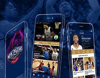 New Orleans Pelicans Mobile App