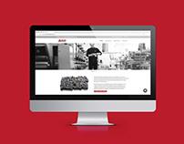 Gráficas Alarcón website