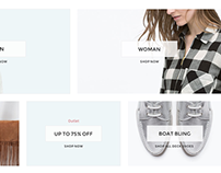 Canvas E-commerce Store Concept