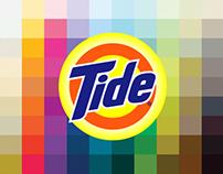 Tide | The Pantone T-shirts