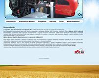 MTZklima - webdesign