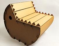Children Cardboard Chair