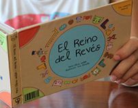 El Reino del Revés - Illustrated book