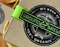 GROUND & BREWED