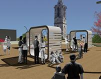 Espaço Público no Largo da Torre