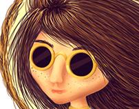 Girl&Glasses