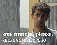 One Minute, Please.