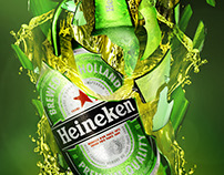 Heineken explosion
