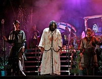 Cristo Vive 2013 - Guadalupe Radio - Los Angeles, CA